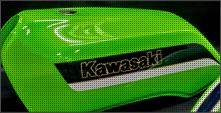Kawasaki Z GPz ゼファー serise